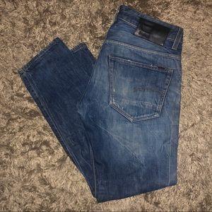 G Star Raw Slim Fit Denim Jeans sz 32x30